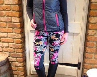 Riding Breeches Ladies Kneepad Made for you to 4X