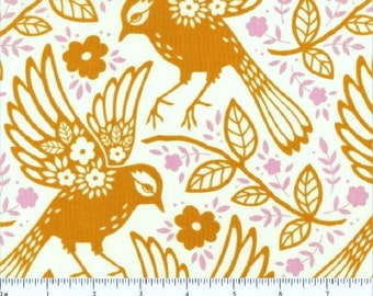 "Westminster Rowan FreeSpirit ""Up Parasol""  Meadowlark by Heather Bailey  Remnant"