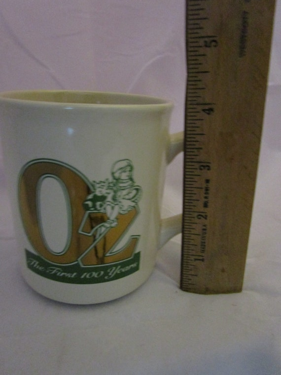 Wizard of Oz 100th Anniversay Mug