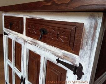 Spanish style Vintage furniture