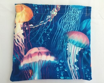 Reusable sandwich bag - jellyfish