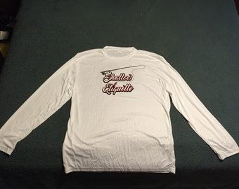 "Shallow Etiquette's ""Spot On"" Longsleeve Performance Shirt"