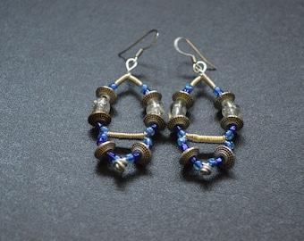 Deep Sea Earrings