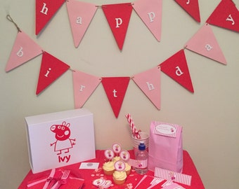 The PEPPA PIG Perfect Parties Kit