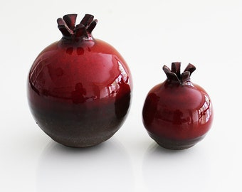 Ceramic Pomegranate