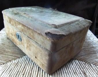 Vintage Jewelry Box