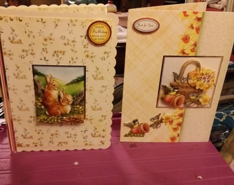 beautiful hand made card