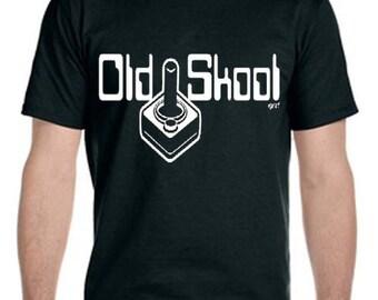 Old Skool Video Game shirt T-Shirt