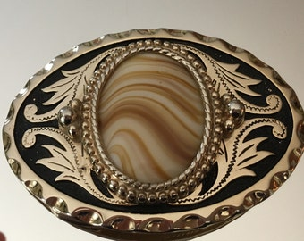 Western Belt Buckle ~ Cowboy & Cowgirl Couture