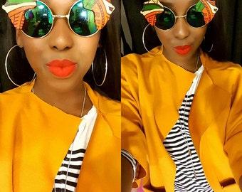 """Vel-j-re' """"Africa Sunglasses """""""