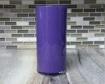 10'' cylinder vase
