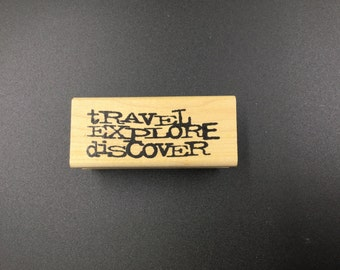 Rubber stamp by Paper Artsy