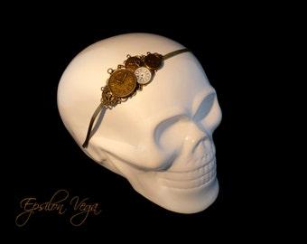 "Hairband by Epsilon Vega : ""Time Obsession"""