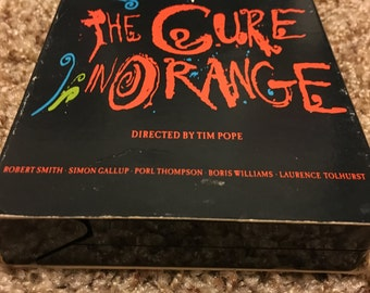 The Cure - In Orange VHS 1987