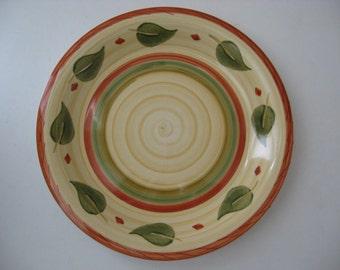 Beautiful - Garden Ridge - 10.5  Dinner or Decorative Plate