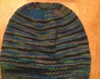 Seahawks knitted beanie