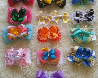 Customized Hairbows