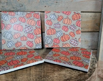 Tile Coasters - Set of 4