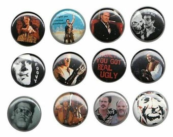 Evil Dead Button set 12