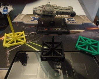 Star Wars X-Wing, Star Trek Attack Wing and Dungeons and Dragons Attack Wing Game Gear