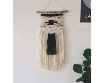 Made to order: Woven wall hanging, navajo inspired *bespoke options available*
