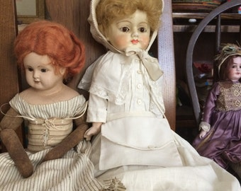 Exquisite Fannie Turgeons  Doll