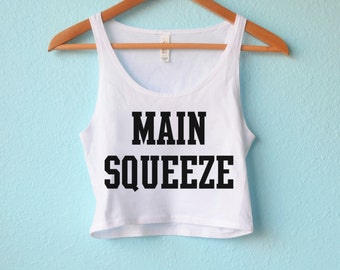 Main Squeeze Crop-Top
