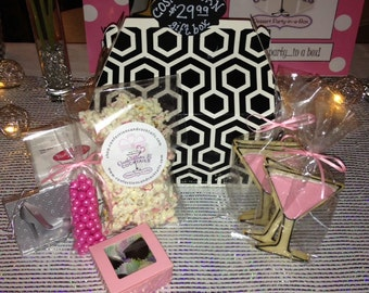 Cosmopolitan Dessert Party-in-a-Gift Box