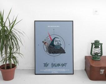 Affiche - The Revenant