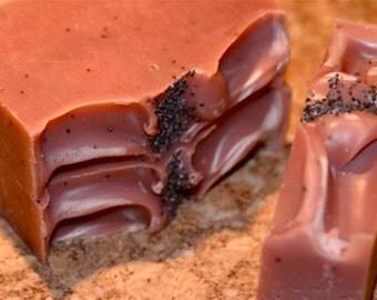 Pomegranate Black Currant Soap