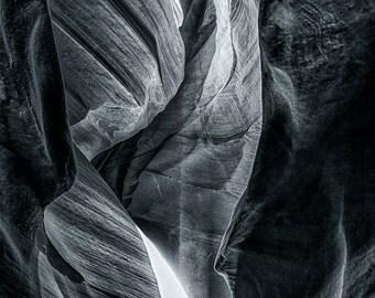 Antelope Slot Canyon Abstract