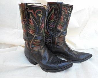 Willie Lusk Cowboy Boots