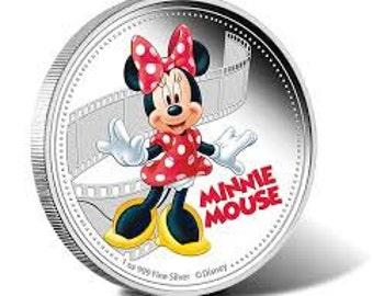 The Mickey & Friends- Minnie Mouse - 1 oz.