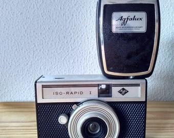 Vintage Agfa ISO-Rapid camera