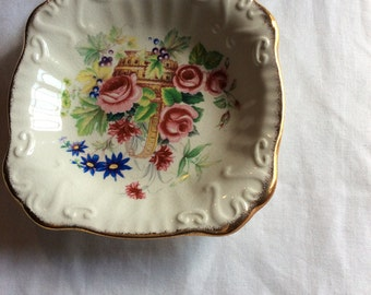 2 Royal Crown trinket Dishes