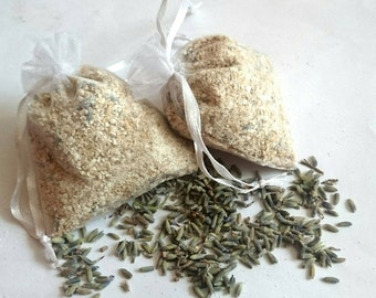 Bath Tub Tea bags- Lavernder and oatmeal