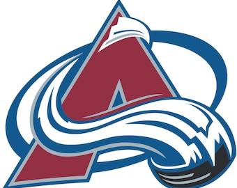 Colorado Avalanche NHL Decal/Sticker