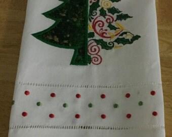 Decorative Cotton Tea Towel