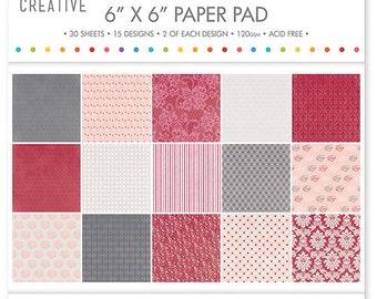 Simply Creative 6 x6 paper packs