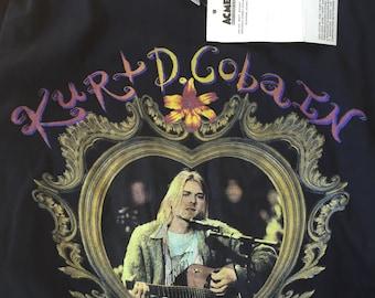 Kurt Cobain Vintage 1995 shirt brand new with tags