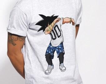 Tee shirt manga Goku Dab
