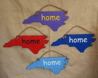 Collegiate Colors Home State