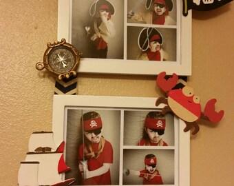 Pirate Frames 5x7