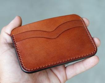 Four Pocket Card Wallet - Minimalist Wallet