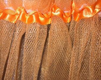 Orange Tutu