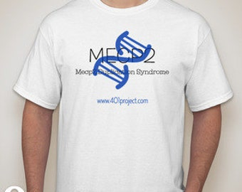 Mecp2 Duplication Syndrome T-Shirt