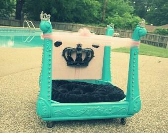 Custom Queen Pet Bed