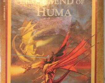 The Legend of Huma, Richard A. Knaak, 1988