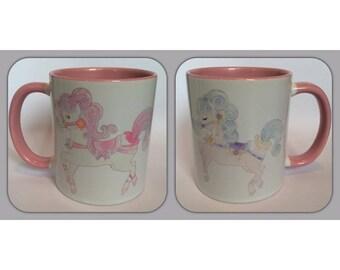 Pretty Ponies Mug