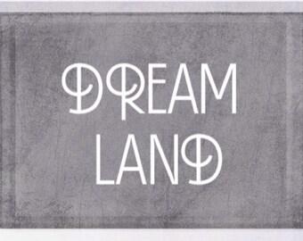 Dream Land print